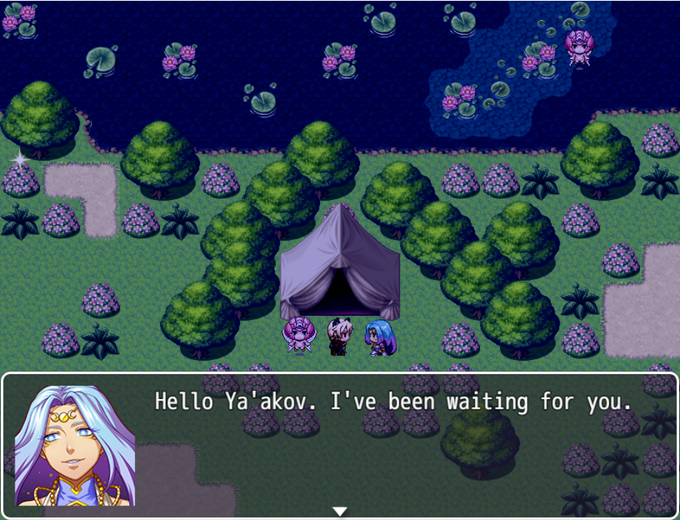 Mistral: Hello Ya'akov. I've been waiting for you.