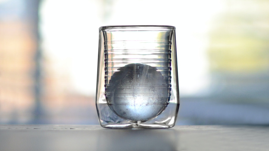 DUO Glass | All Purpose Cocktail and Whiskey Glass project video thumbnail
