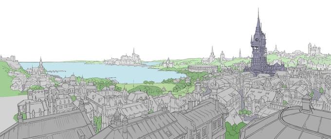 Stockholm Overview - BG Designed by William Niu
