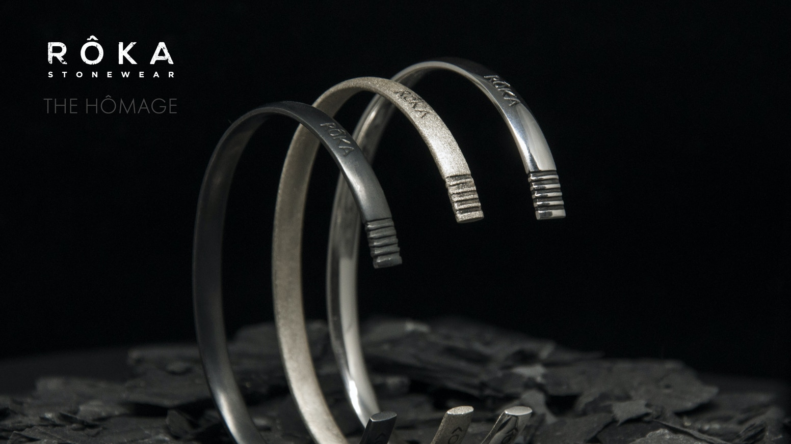 RÔKA Bracelets | Sustainable Accessories