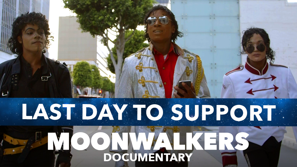 MOONWALKERS DOCUMENTARY - The legacy of Michael Jackson project video thumbnail