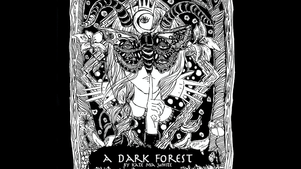 A Dark Forest Issue Seven (Final Issue) project video thumbnail