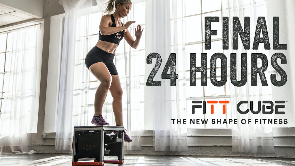 FITT Cube - The new shape of fitness project video thumbnail