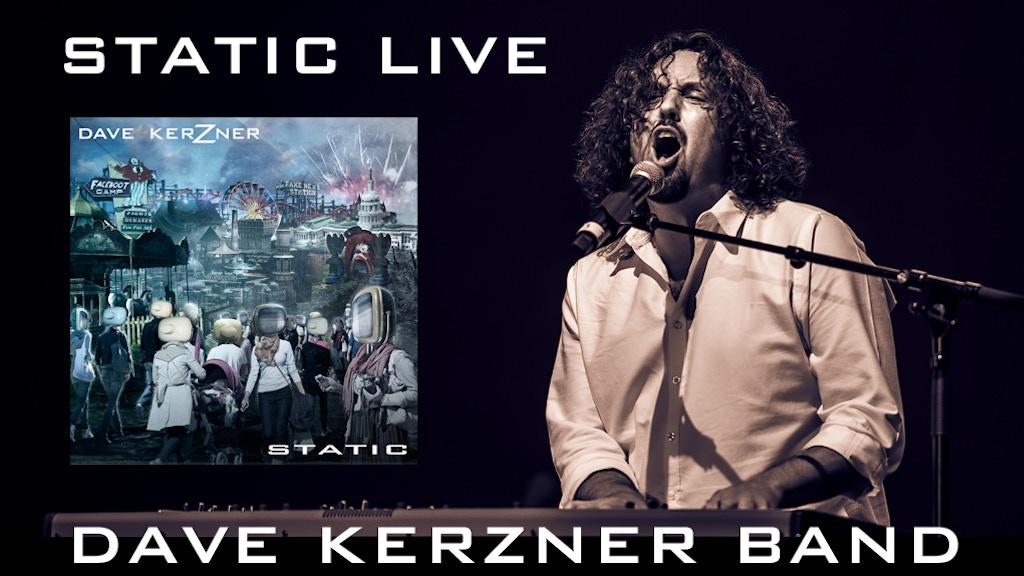 "Dave Kerzner ""Static Live"" Concert Video & Album project video thumbnail"