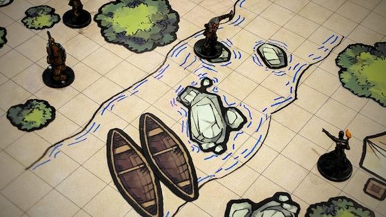 Tabletop Tokens: Premium Plastic Tokens for Tabletop RPGs