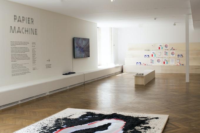 Exhibition in Musées des Arts décoratifs. 2017
