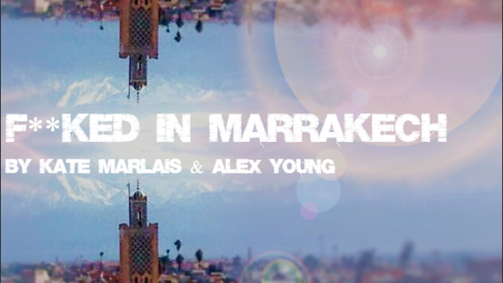 F**ked in Marrakech: BEAM us up! project video thumbnail