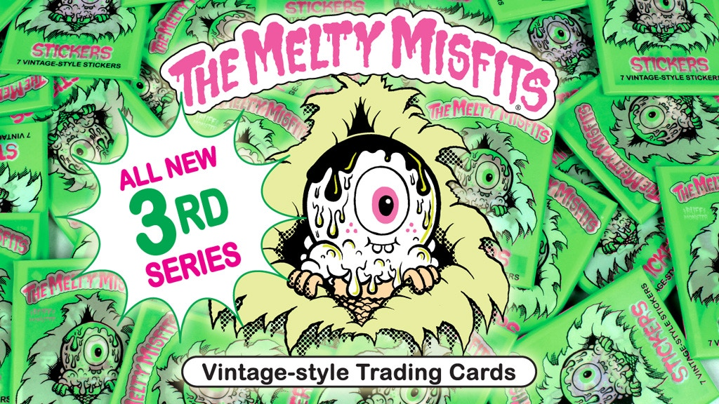 The Melty Misfits: Series 3 project video thumbnail