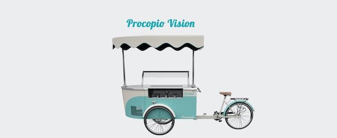 Custom Vending Trike