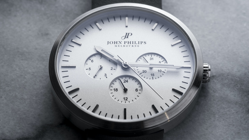 John Philips Watches - Stylish, Affordable, Timeless. project video thumbnail