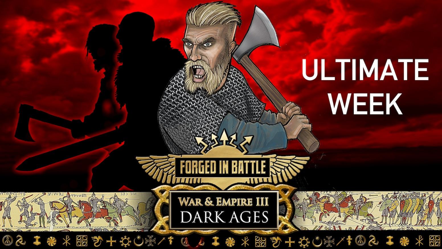 War Empire Iii Dark Ages By Andy Cooper West Wind Productions Lanccelot Watch Aegis Of Attilia Updates Kickstarter