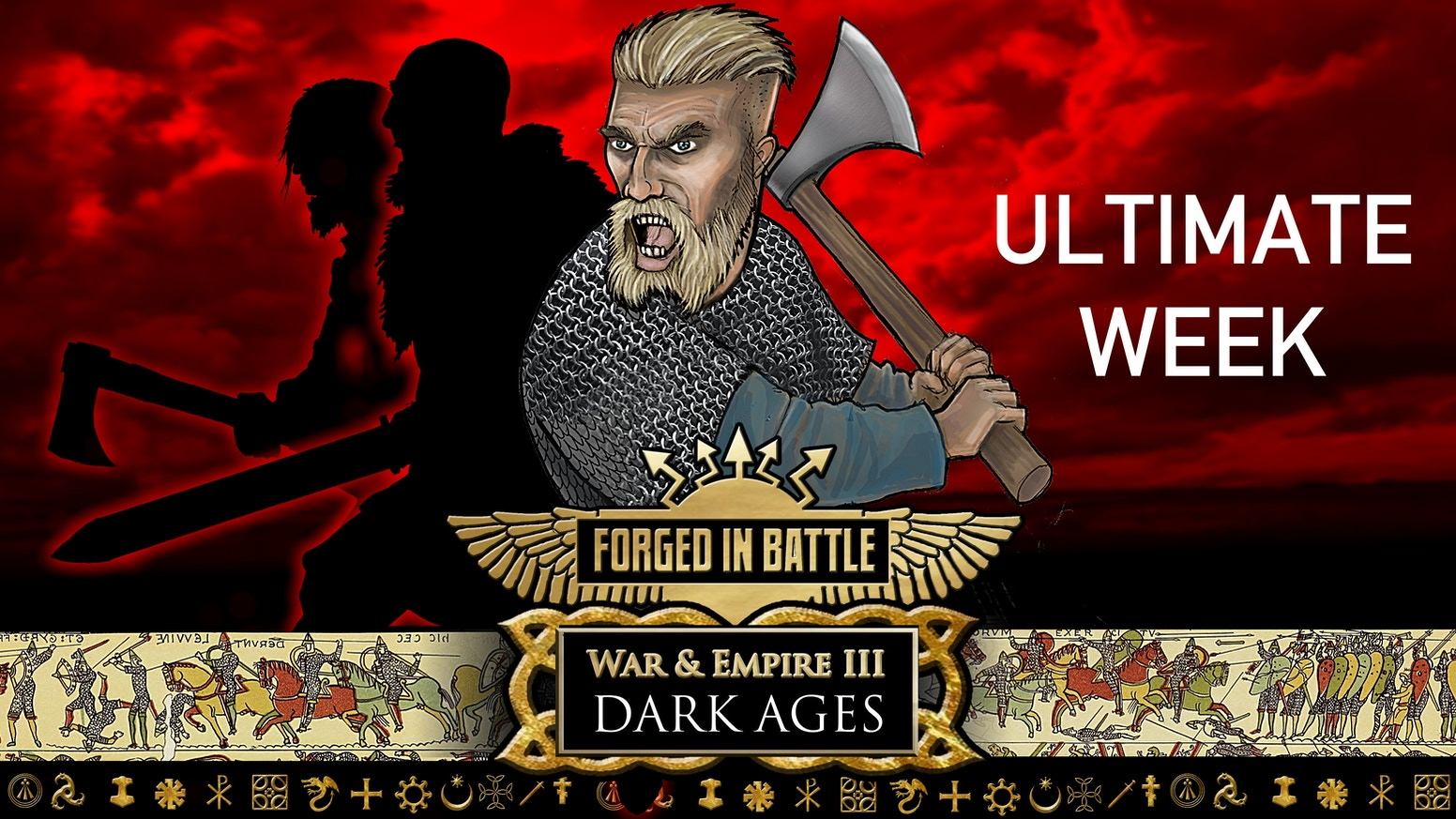"""Empire Car Covers: War & Empire III """"Dark Ages"""" By Andy Cooper, West Wind"""