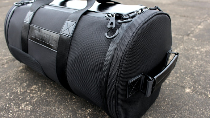 c0dfd4138a383b Breether2.0  Unique minimal nylon gym duffle bag backpack by Anvi ...