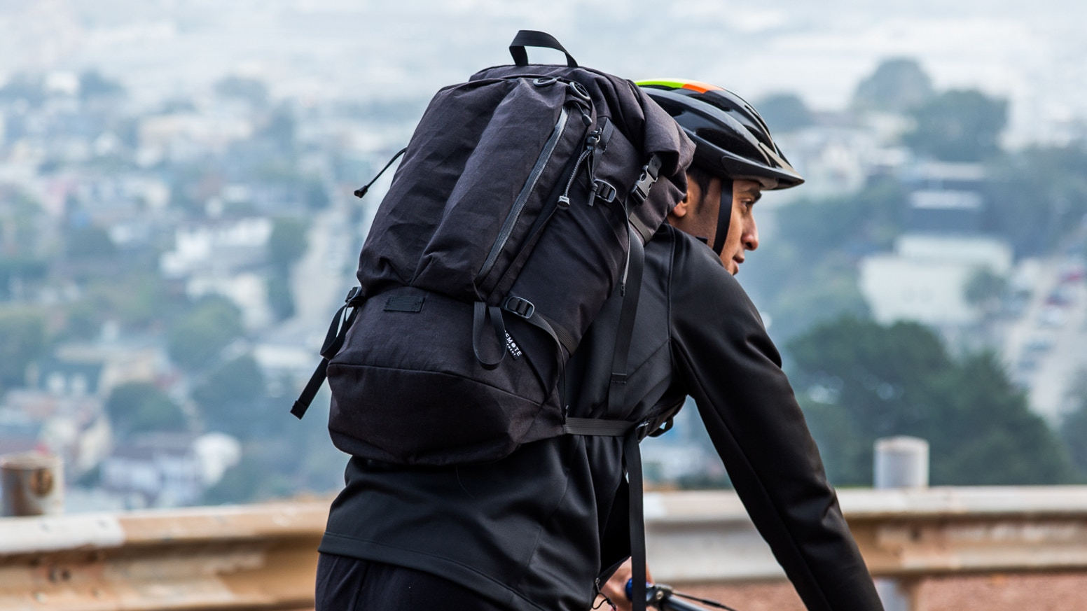 The performance backpack designed for everyday.