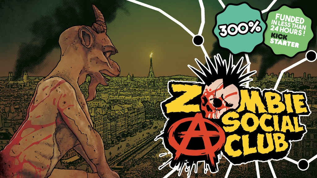 Zombie A Social Club project video thumbnail