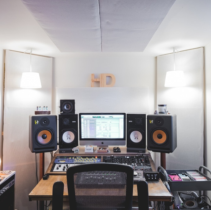 Hot Dad Labs Studio