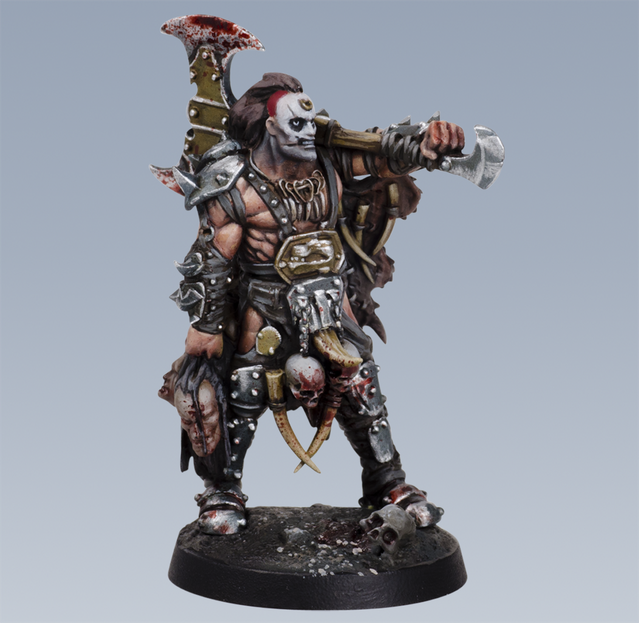 HATE By CMON » Shaman And Warriors Know Not To Go To