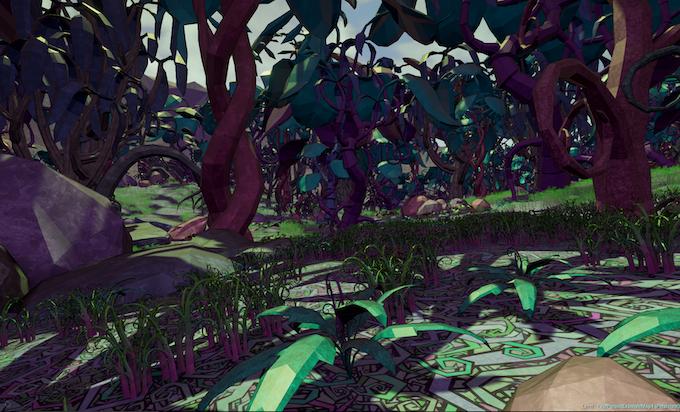 Jungle Landscape