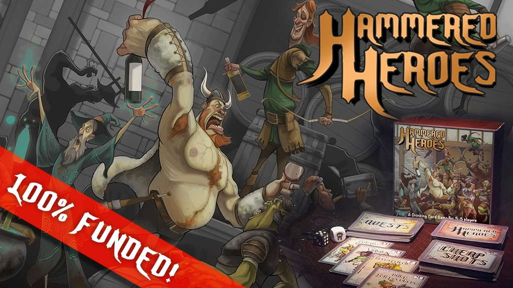 Hammered Heroes - Standard Edition project video thumbnail