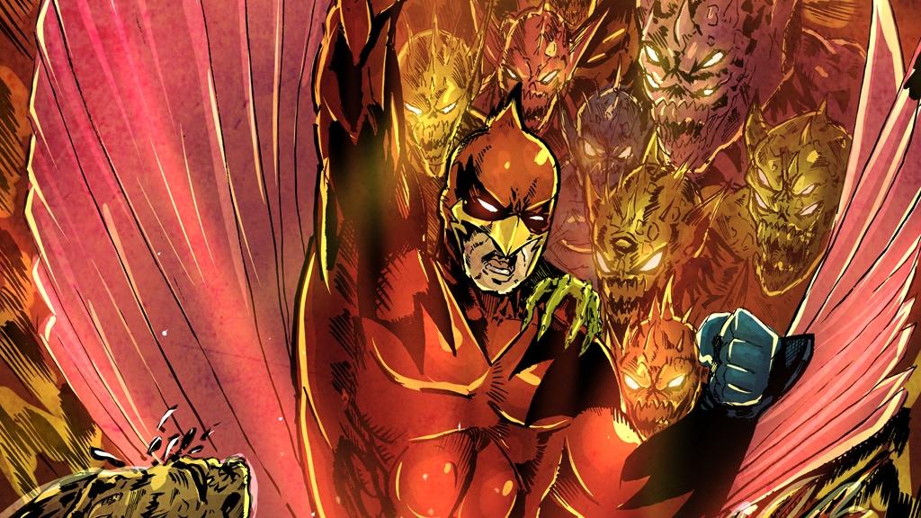 The Crimson Guardians #1 project video thumbnail