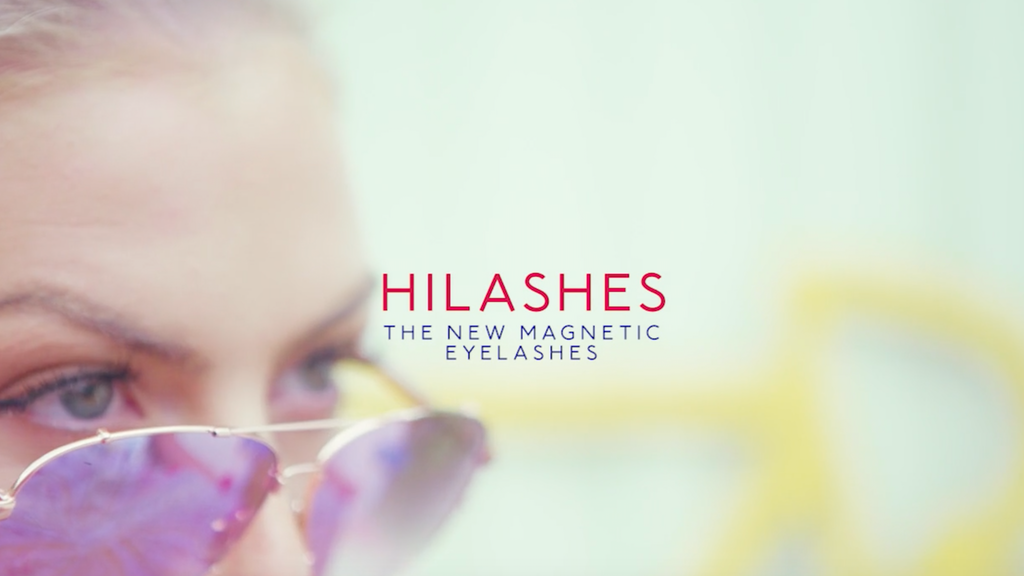 HiLashes - Magnetic Lashes, Reinvented project video thumbnail