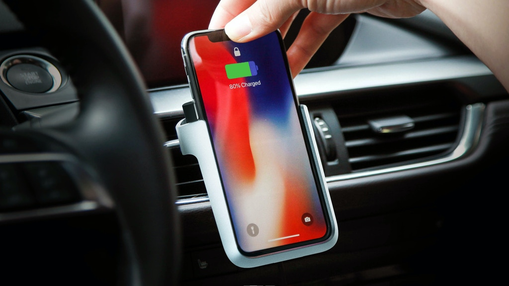 The Safest Wireless Car Cradle For Any Phone & Case— Boltron