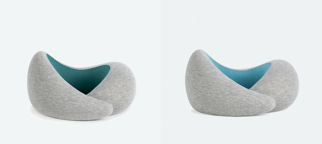 aec0e6f83a8436 OSTRICH PILLOW GO – Maximum comfort sleep for all necks by STUDIO ...