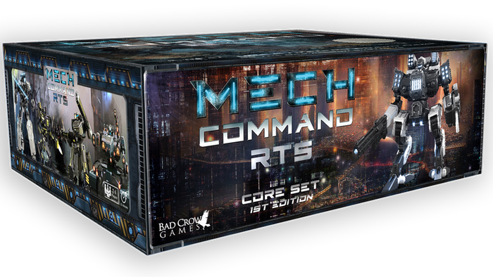 Pilot mechs and support units through 3D cities at the same time. Complete 20 minute missions to upgrade your team over the campaign.