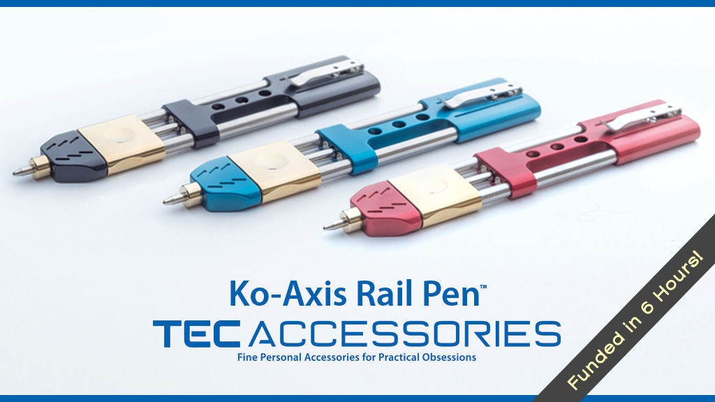 Ko-Axis™ Rail Pen project video thumbnail