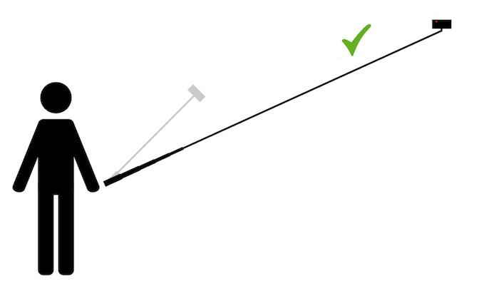 Mighty Selfie Stick by Dynomighty Design — Kickstarter