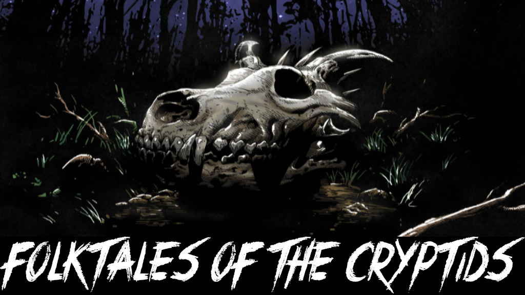 FolkTales Of The Cryptids- A Monster Comic project video thumbnail