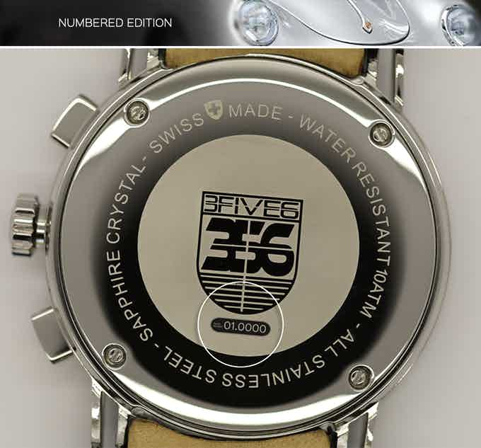 Every watch has its own identity that is unique and personal