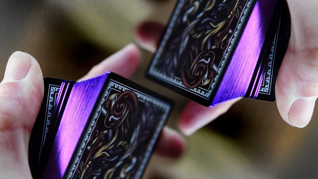 The Apothecary 2 - Intimate Handcrafted Playing Cards project video thumbnail