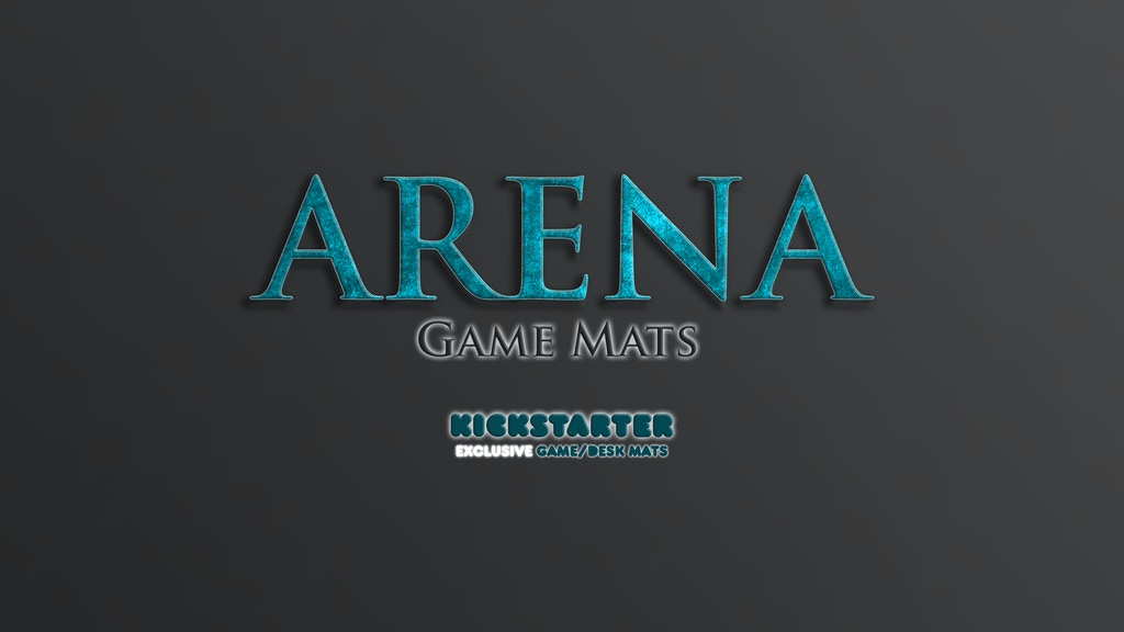 Arena Game Mats project video thumbnail