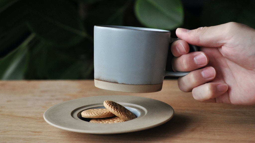 MARUHI Cup and Saucer project video thumbnail
