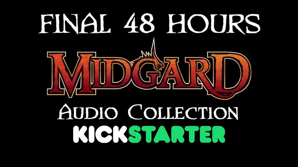 The Midgard Audio Collection project video thumbnail