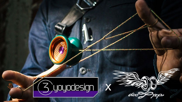 Manufactured by C3yoyodesign
