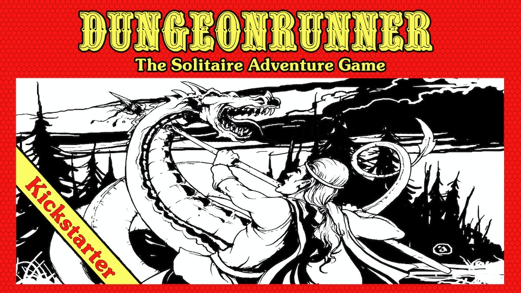 Dungeonrunner: Solitaire Fantasy Card Game project video thumbnail