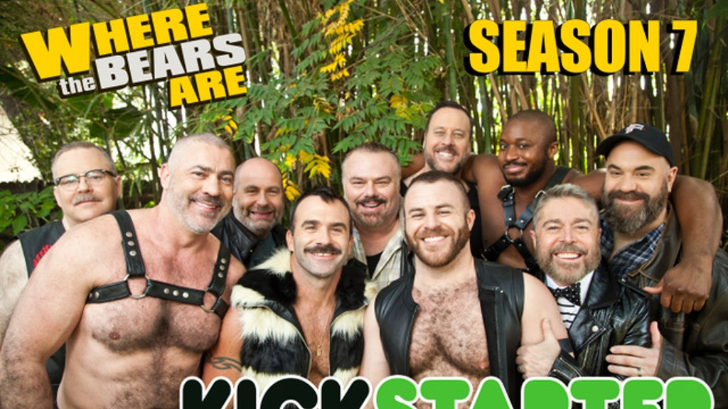 WHERE THE BEARS ARE: SEASON 7 The Gay Comedy Mystery Series project video  thumbnail