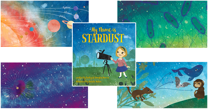 Some images from My Name is Stardust (2017)