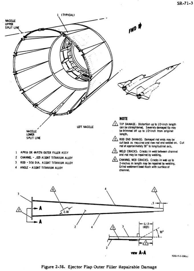 SR-71 Repair Manual