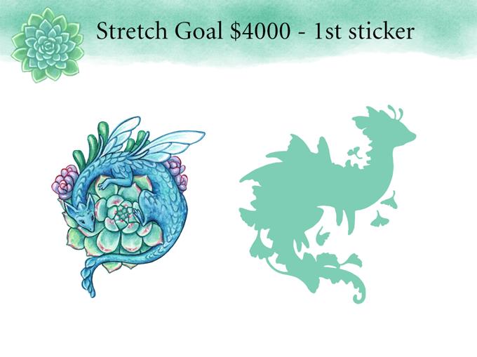 Stretch goal - 1st sticker
