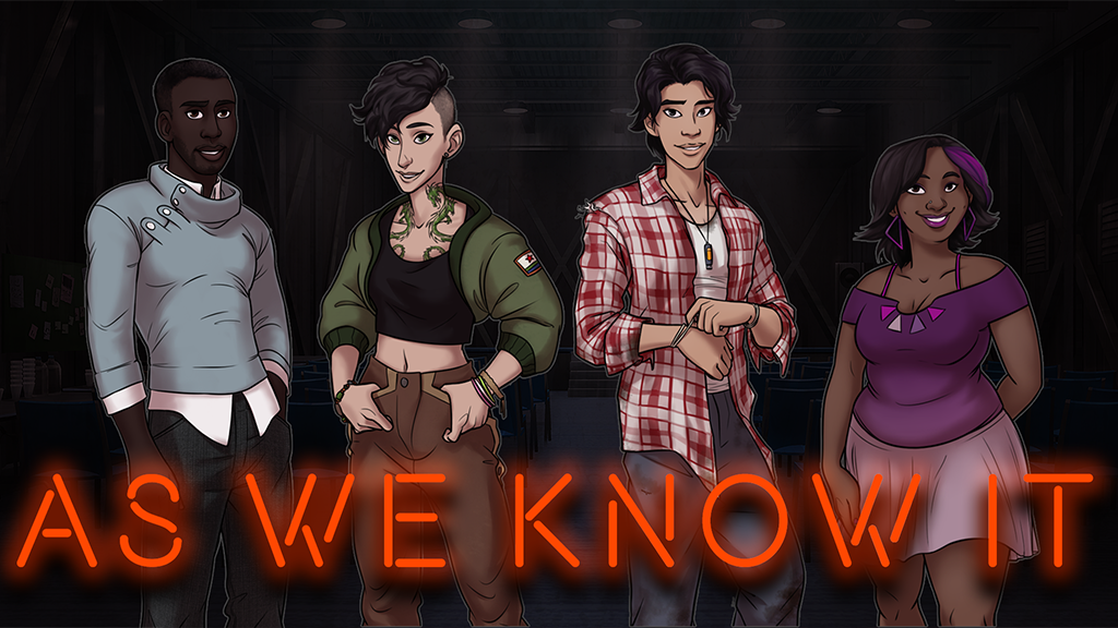 As We Know It: A Visual Novel project video thumbnail