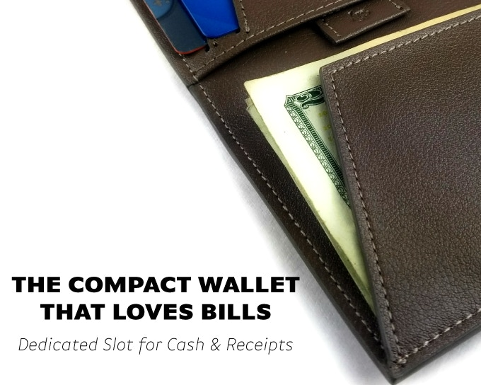 The New Dfy One Wallet With Optional Bluetooth Tracker