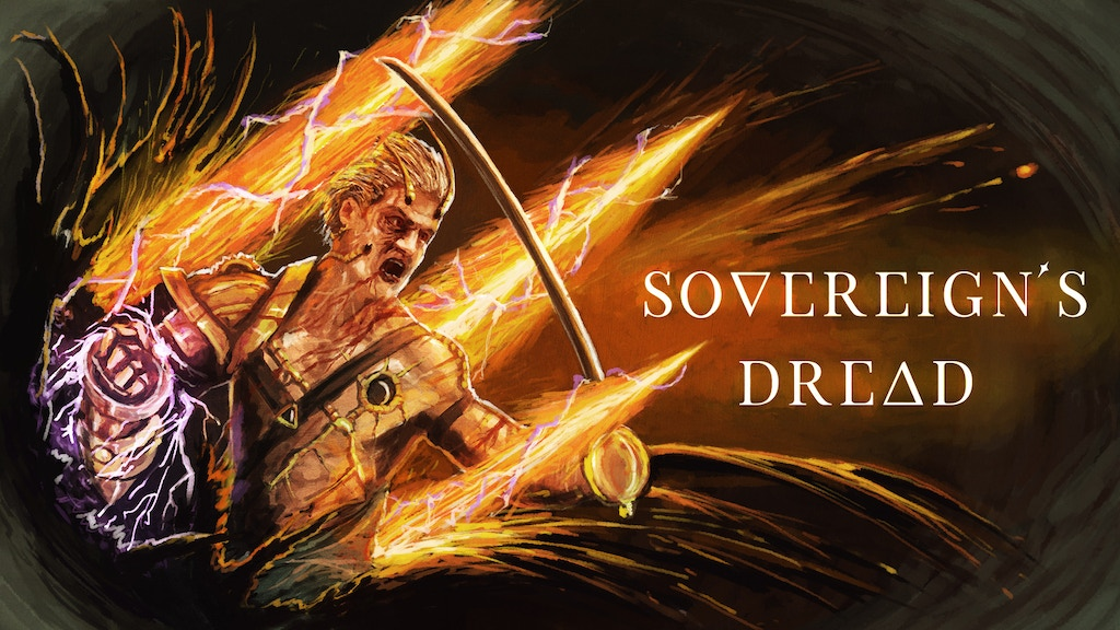 Sovereign's Dread First Arc (vol 1-3) project video thumbnail