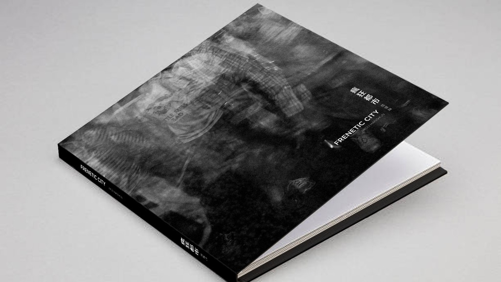 Project image for Frenetic City // A Limited-Edition PhotoBook (Canceled)