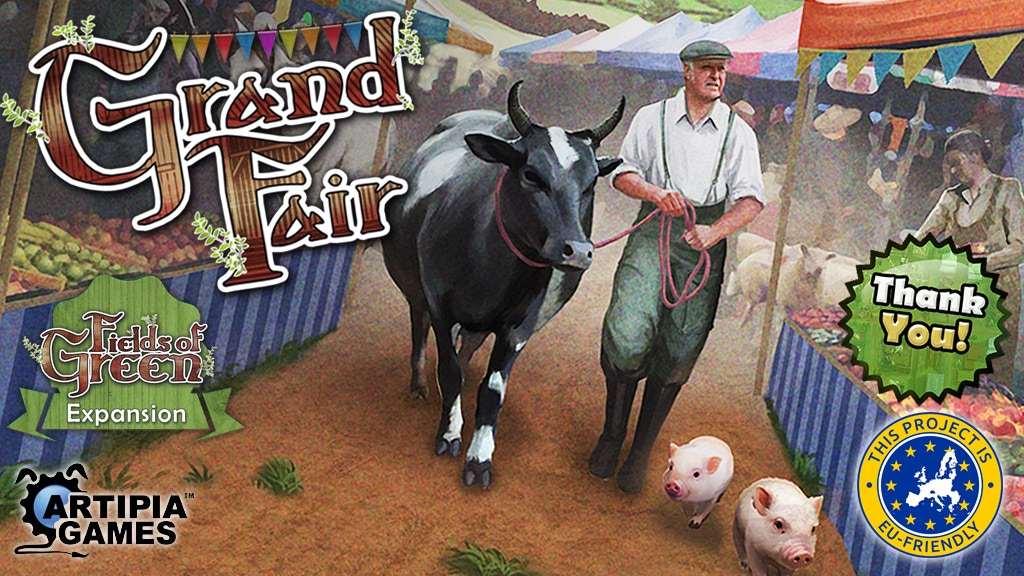 Fields of Green - Grand Fair project video thumbnail