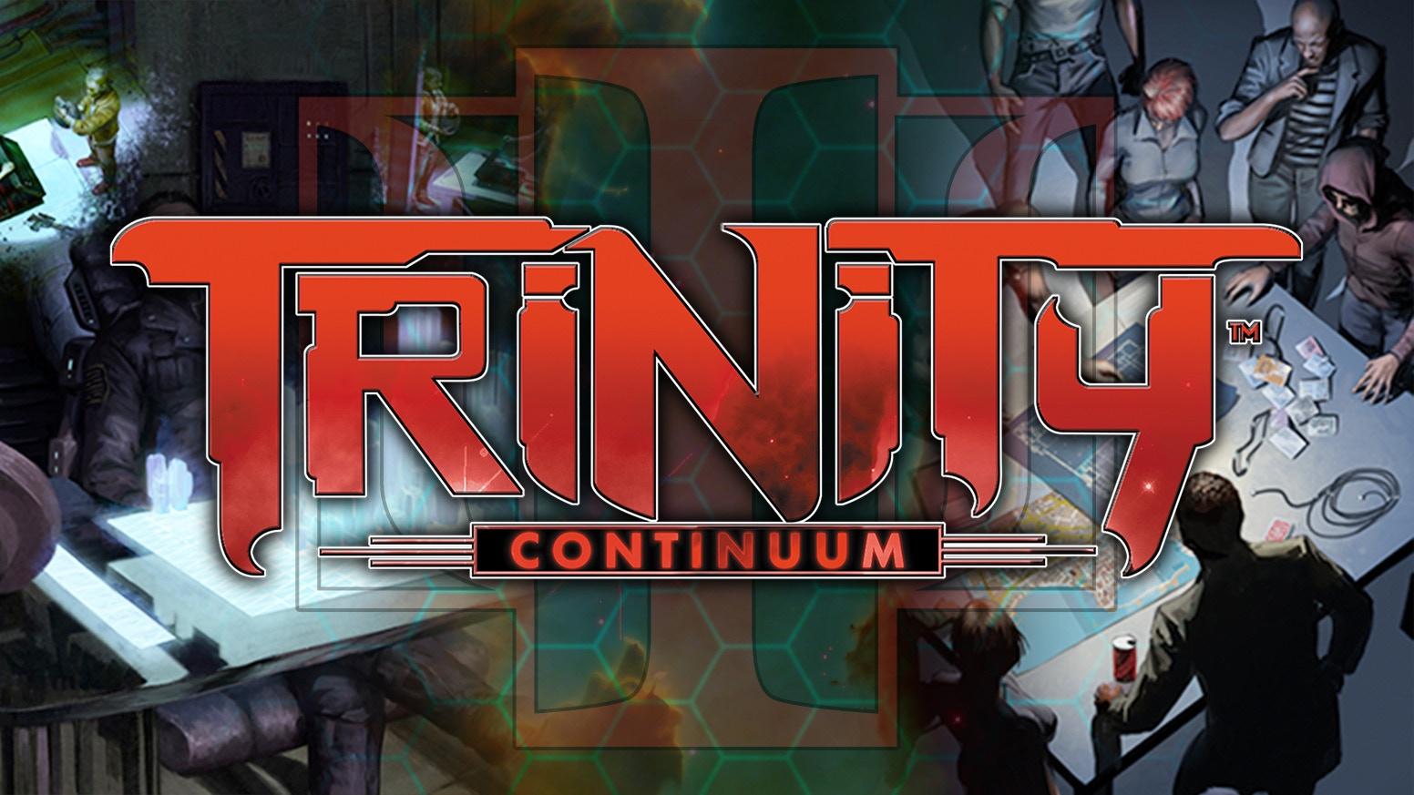 TRINITY CONTINUUM: AEON RPG