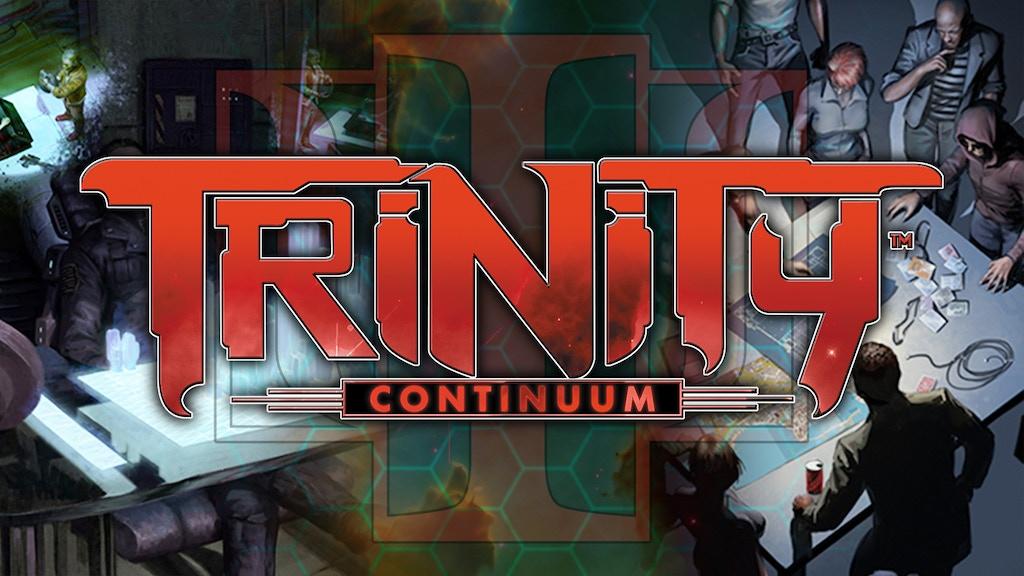 Miniature de la vidéo du projet TRINITY CONTINUUM: AEON RPG