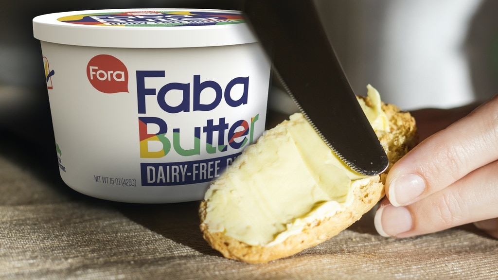 FabaButter: Michelin-Star Chef Approved Dairy-Free Butter project video thumbnail